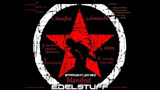 Straight Jonez - Manifest (Manifest)