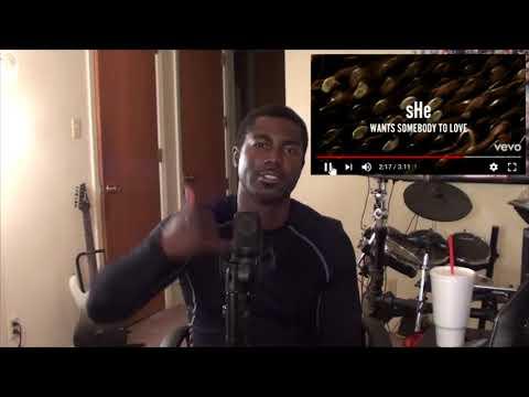 ZAYN - SHe (Lyric Video) REACTION