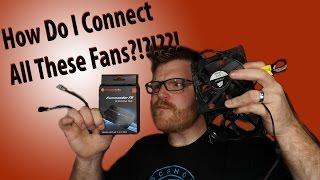 Adding Lots Of Case Fans ?! Fan Header Y Splitter vs Hub