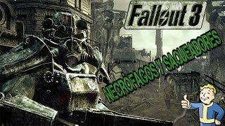 NECROFAGOS Y SAQUEADORES   Fallout 3   Gameplay Español