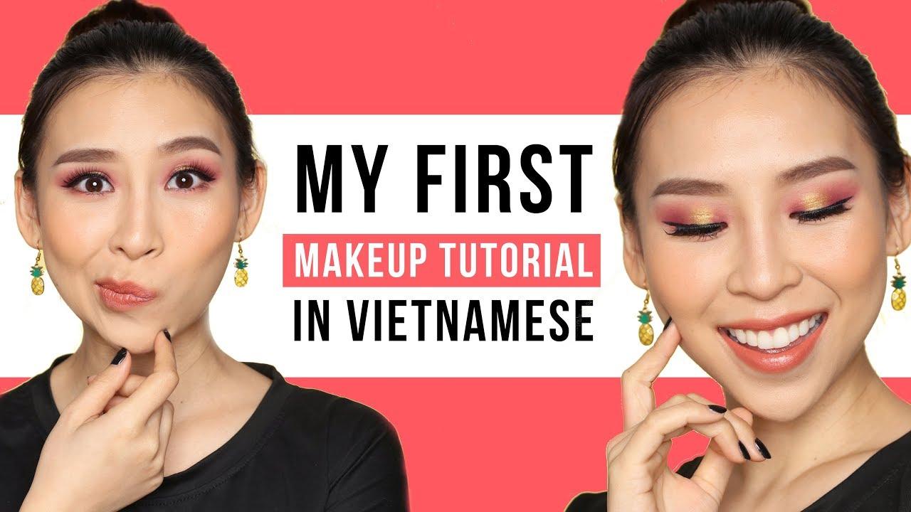 GRWM in Vietnamese! Hướng Dẫn Makeup Tiếng Việt | TINA YONG
