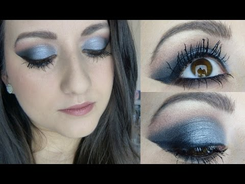 Younique Mineral Pigments | Smokey Eye Tutorial