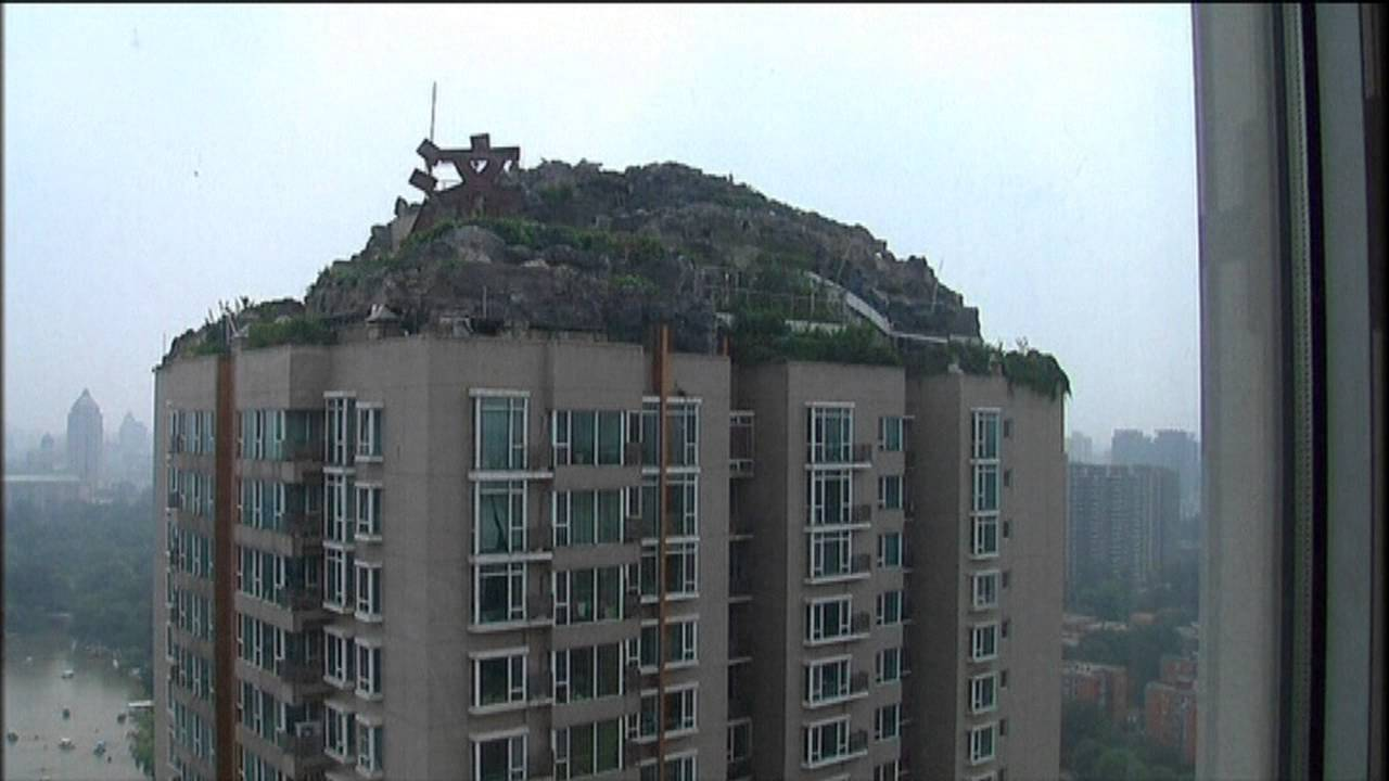 China Rooftop Villa Youtube