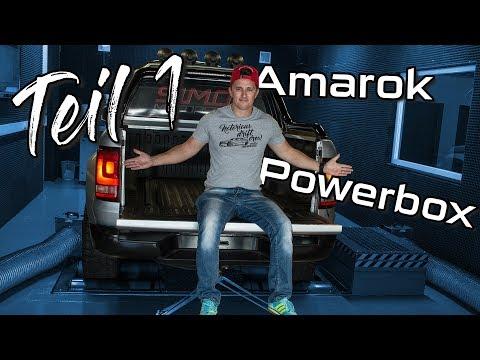 VW Amarok |  Powerbox Teil 1 | SimonMotorSport | #293