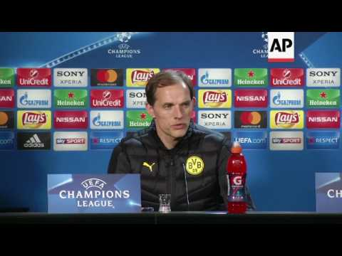 Dortmund coach angry they were forced to play