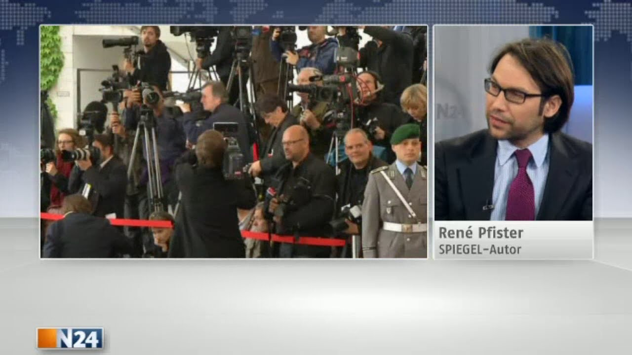 Merkel und Hollande - René Pfister spricht Klartext