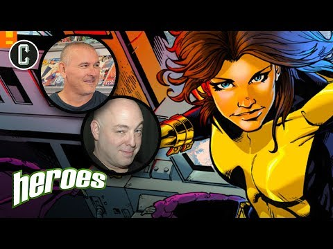 "Tim Miller & Brian Michael Bendis to Develop New X-Men Movie ""143"" - Heroes"