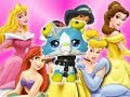 LPS: Disney Princess Parodies (with Katie)
