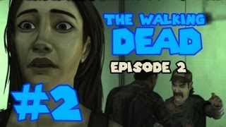 THE WALKING DEAD Episode 2 [HD+] ★ Hunger und Hilfe PART 2 ★ Let's Play The Walking Dead [deutsch]