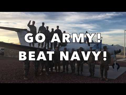 204th Military Intelligence Battalion 2019 Army Navy Video