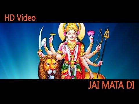 Jai Mata Di (Tune Mujhe Bulaya) | Navratiri Special Song | Devotional Video Song |