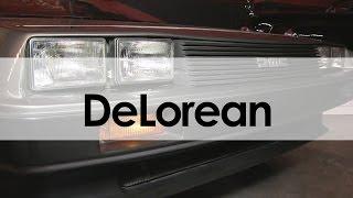 Único DeLorean original en México