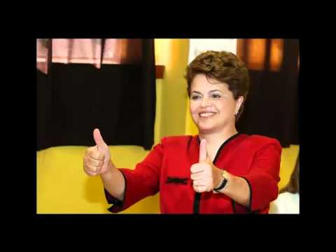 Dilma Rousseff, Brazil First Female President by Britntney Spears