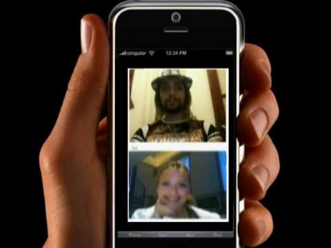 Chatroulette iphone cam
