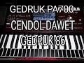 PAMER BOJO  cover GEDRUK 86~Style Korg pa700 sampling