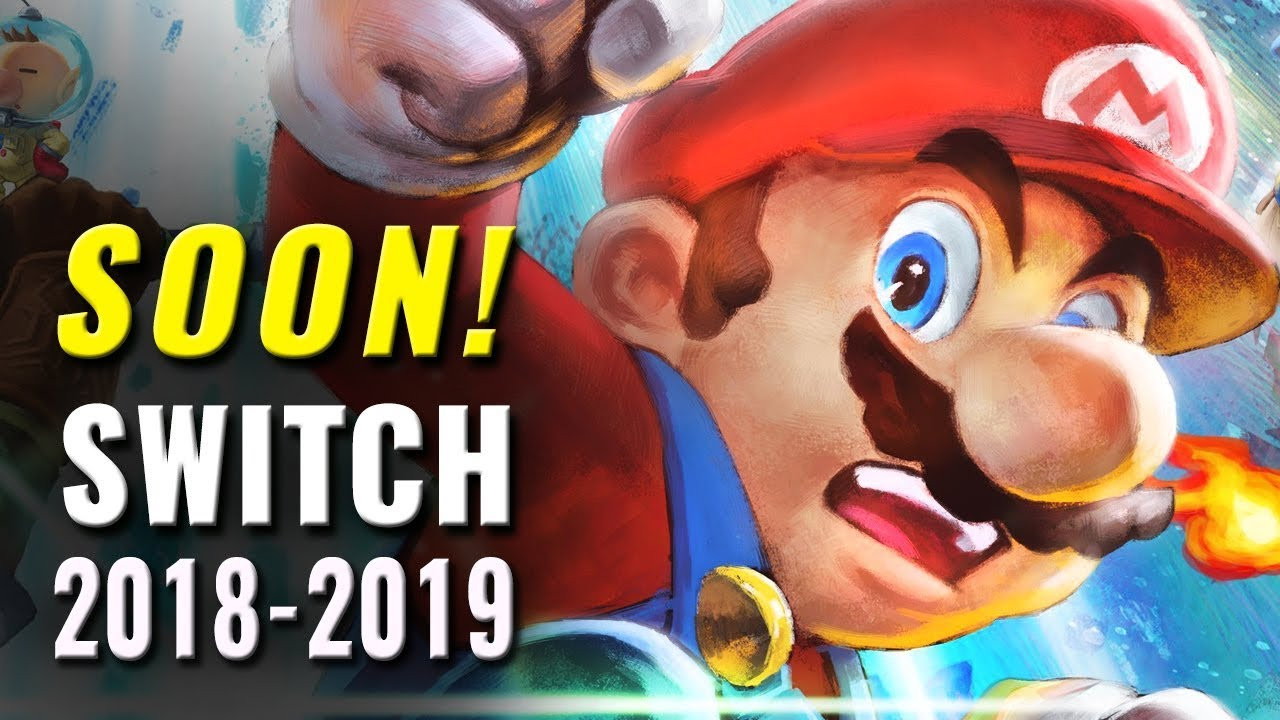 Top 25 Upcoming Nintendo Switch Games 2018 2019 Youtube