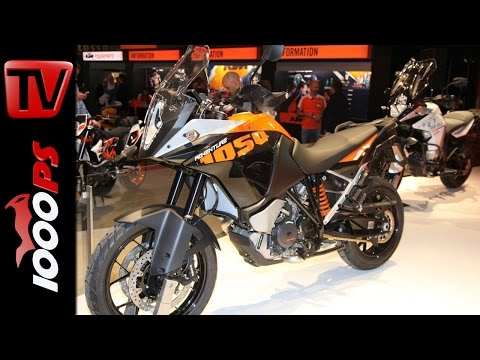 KTM 1050 Adventure 2015 | Interview & Details