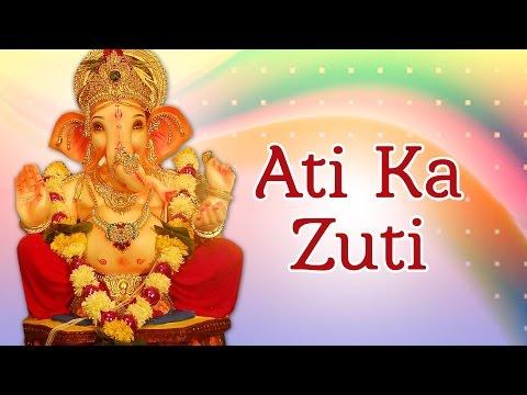 Ati Ka Zuti | Marathi Superhit Ganpati Song | HD