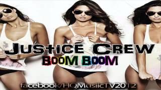 David Guetta feat. Justice Crew - Boom Boom Boom