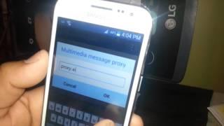 cricket wireless 4g lte apn settings internet mms 2016