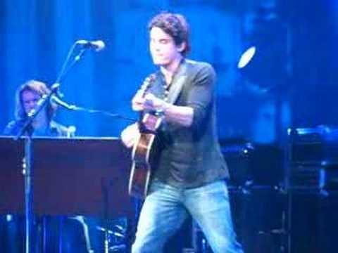 John Mayer - Why Georgia (TD Banknorth Garden - Boston, MA)