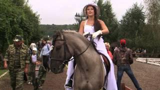 «Вятка Московии - 2013»- Региональная выставка лошадей в ЧКСК  «Лаир» 1