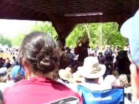 Gillian Welch at Merlefest: One More Dollar