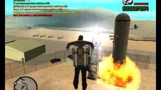 Repeat youtube video Gta sa : missile nucleare