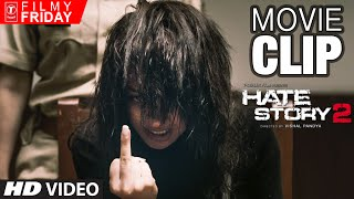 HATE STORY 2 MOVIE CLIPS  - Surveen Chawla Refuses to Sign Paper