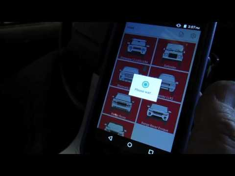 iLAND Diagnostic App: Discovery Engine & Transmission Adaption Reset