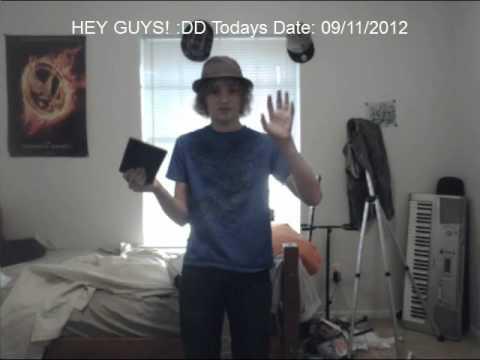 Dade's Vlog #1: Juggling.