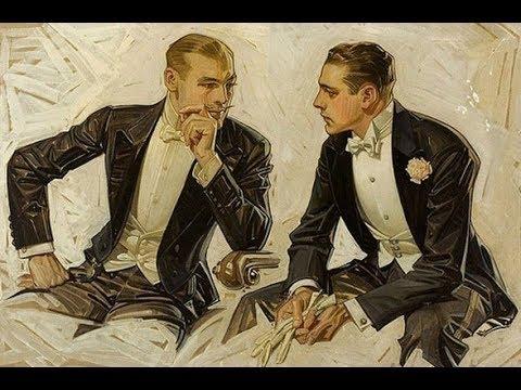 Три эпохи мужской моды капитализма - В. Колташов