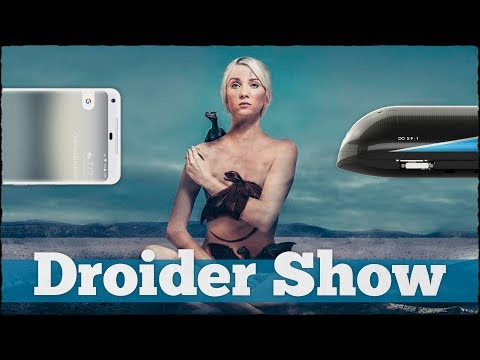 Игра престолов: Google Pixel 2 vs iPhone 8 | Droider Show #300