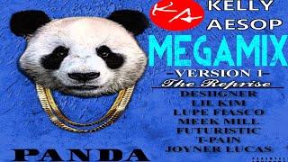 PANDA Megamix Ver. 1 (ft.  Lil Kim, Lupe Fiasco, Meek Mill, Futuristic, T-Pain & Joyner Lucas)