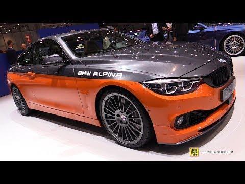 2019 BMW Alpina B4 S Bi Turbo Coupe AWD Edition 99 - Exterior Interior Walkaround
