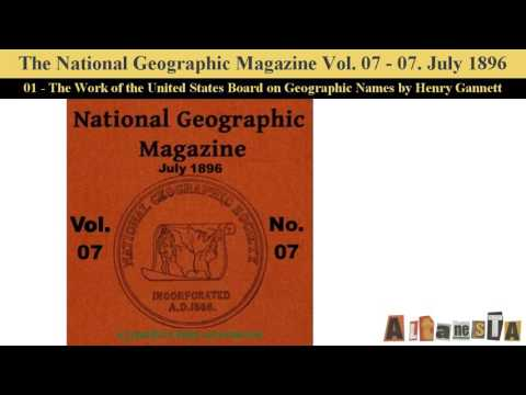 The National Geographic Magazine Vol. 07 - 07. July 1896