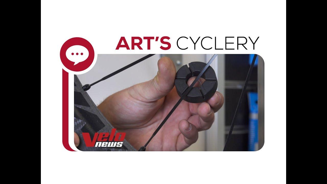 Ask a Mechanic: Straight Pull Vs  J-Bend Spokes - YouTube