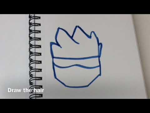 How To Draw Ninjas Logo