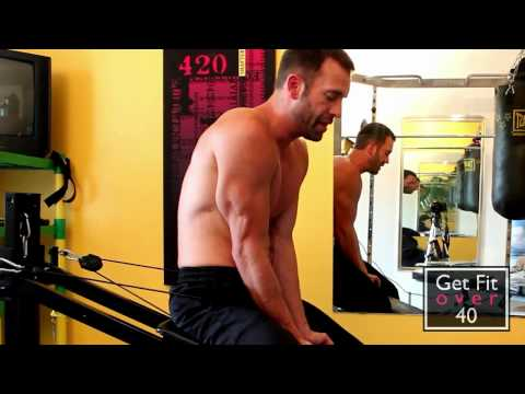 Total Gym Upper Body Workout Overview - Part 1 - Chest and Back