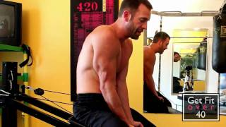 Total Gym Upper Body Workout Overview - Part 1 - Chest and Back Video