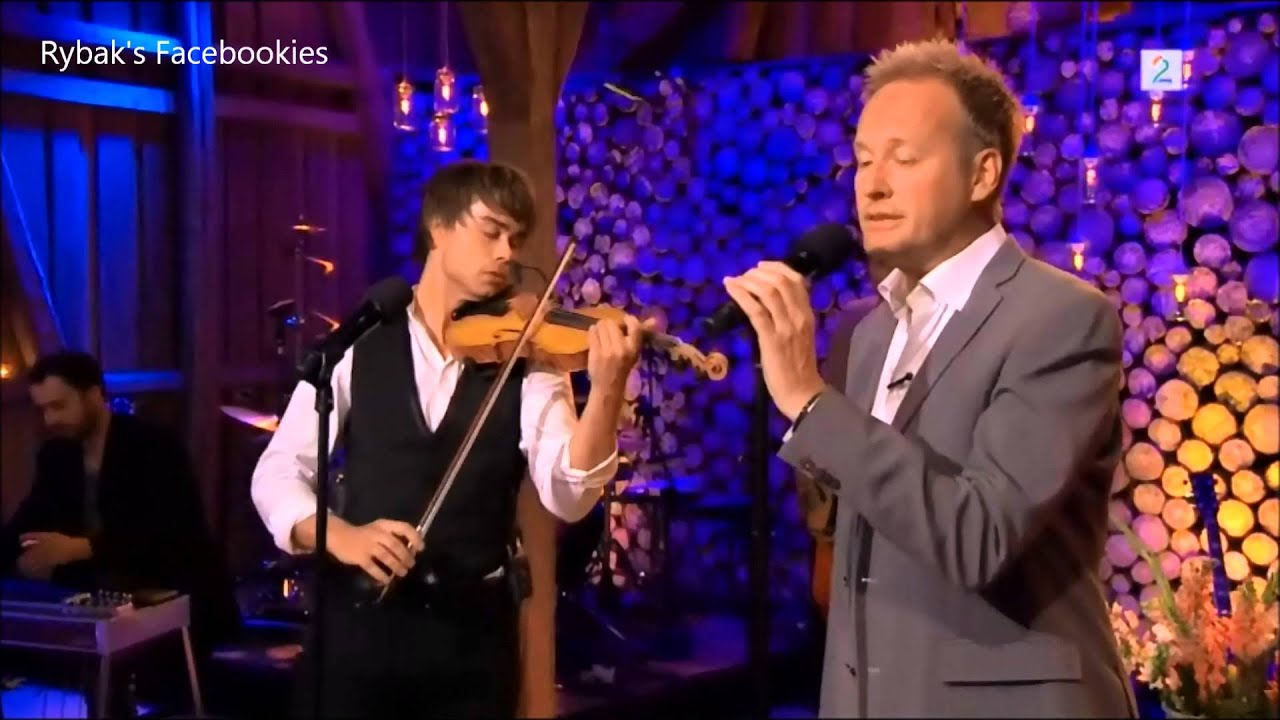 Rybak and Bilan will sing a duet for the Muz-TV awards 05/28/2009 1