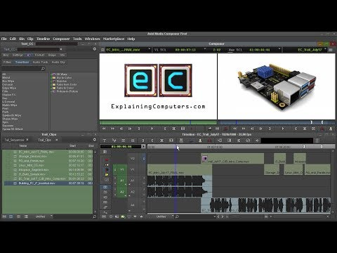 Avid Media Composer | First (Free Video Editor)
