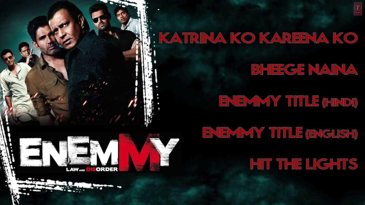 Download Enemmy Full Songs Jukebox    Mithun Chakraborty, Suniel Shetty, Mahakshay Chakraborty, Kay Kay Menon