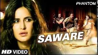 Saware Full Karaoke ( Phantom )   Arijit Singh   Dmusic Karaoke  