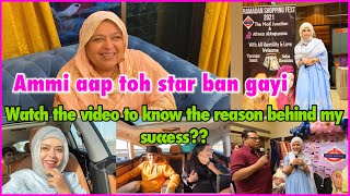 Ammi aap toh star ban gayi 😍 | i went as a chief guest | big day for me | ibrahim family | vlog