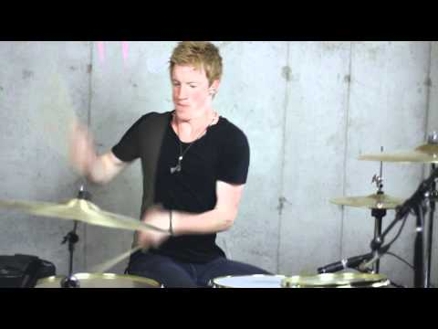 Carly Rae Jepsen- Call Me Maybe (Drum Cover) Erik Bear