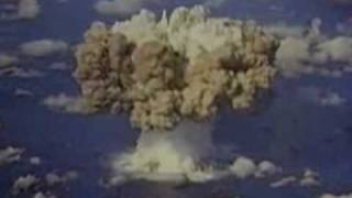 Nuclear/Atomic Bomb Explosions  -  Great Footage