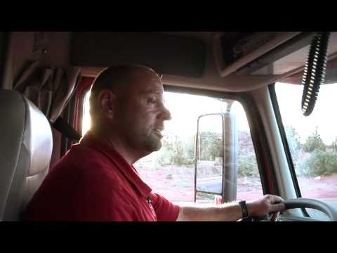 Volvo Trucks - American Trucker John Housley About Life On The Road