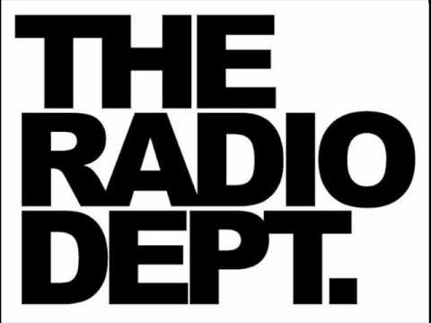The Radio Dept. - Heaven's On Fire