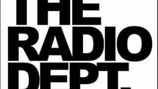 The Radio Dept. - Heaven